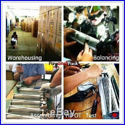 Durablow UZY5, PUZY5, 26180 Replacement Fireplace Dual Blower Fan Kit for Securi