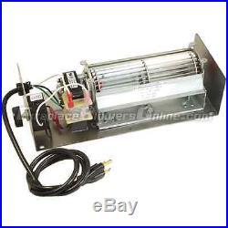 EP62-1 Fireplace Blower Fan Kit