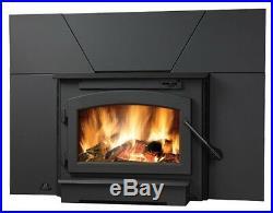 EPA Wood Burning Insert with Door, Surround & Blowers Napoleon Timberwolf EPI22