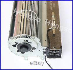 Electric Fireplace Blower Fan + Heating Element for Twin Star fireplace