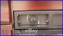 Electric Fireplace Living Room Bedroom Heater Fire Adjustment With 33' Mantle