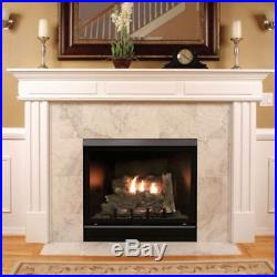 Empire Gas Fireplace DVCD32FP31IN 32 Clean Face WithBlower 18.000btu Deluxe