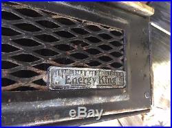 Energy King Wood Burning Fireplace Insert