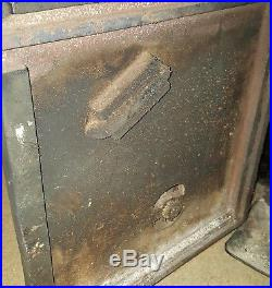 Englander fireplace with blower stand alone wood burning stove fire bricks