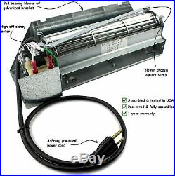 FBK-100 Fireplace Blower Fan Kit for Lennox Superior Gas Fireplaces and Inserts