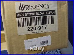 FPI Regency 220-917 Stove Blower Fan H300 NEW SEALED IN BOX