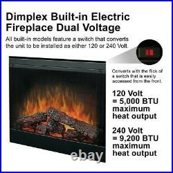 Firebox 33 Built In Fireplace- Deluxe W- Purifire