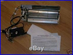 Fireplace Blower Fan Kit FBB4-3 Empire Comfort Systems Factory OEM New