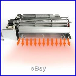 Fireplace Blower Fan Replacement Kit FBK-250 for Lennox Superior Rotom HB-RB250