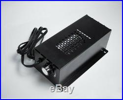 Fireplace Wood Stove Blower Variable speed control Heating Room Power Supply