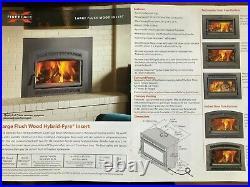 Fireplace Xtrordinair wood burning stove insert- Large 83,220 BTU