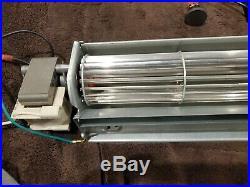 GFK4 GFK-4 Fireplace Blower Fan Kit