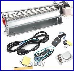 GFK4 GFK-4 Replacement Fireplace Blower Fan Kit Heatilator