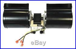 GFK-160 GFK-160A Fireplace Stove Blower Fan Kit For Heat N Glo Quadra Fire