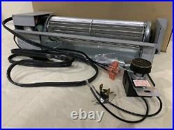 GF Z36FK Gas Fireplace Blower Fan Kit for Kingsman