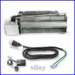 Gas Fireplace Blower Fan Replacement Repair Unit Kit for Lennox Superior FBK-200
