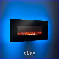GreatCo Gallery Series Wall Mount Electric Fireplace, 50
