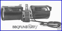 Heatilator Wood Fireplace Blower Fan Single Speed FK23 Factory OEM New