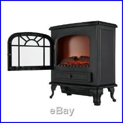 Homegear 20 1500W Electric Stove Blower Fan Heater Portable Home Fireplace