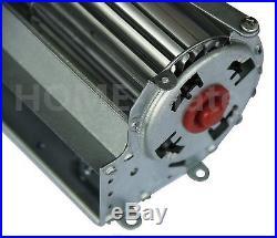 Hongso FBK-250 Replacement Fireplace Blower Fan KIT for Lennox Superior Rotom