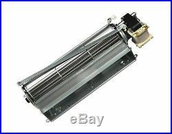 Hongso GFK4 Replacement Fireplace Blower Fan KIT for Heatilator, Majestic, Ve