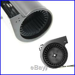 Hongso Replacement Fireplace Blower Fan Unit with Ball Bearings Motor for Hea