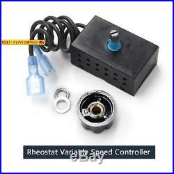 Hongso Stove Fireplace Blower Fan Kit With Ball Bearings Motor For Heat N Glow