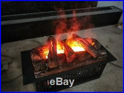 Hot selling 3D water steam/vapor electric fireplace with length 20 inch