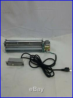 Ihp F1081 Bk Variable Speed Manual Control Blower Fan Wood Stove Heater