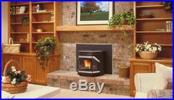 IronStrike Winslow PI40 Pellet Burning Fireplace Insert OPEN BOX CLOSEOUT SALE