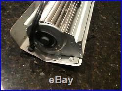 LFAK 2000 blower fan for fireplace
