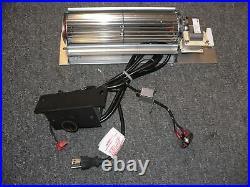 Majestic Fireplace OEM Factory Fan Blower Kit Heat Activated FK24 Brand New