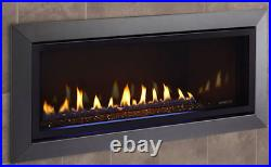 Majestic Jade 32 Linear Direct Vent Gas Fireplace with Touch Ignition System