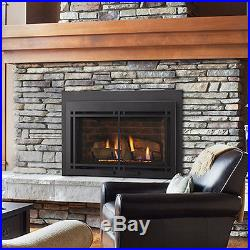 Majestic Ruby 35 Direct Vent Gas Insert Fireplace MDVI35IN with Blower & Remote