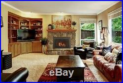 Majestic Ruby 35 Gas Insert Fireplace RUBY35IN COMPLETE ALL INCLUSIVE PACKAGE