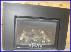 Montigo Large Direct Vent Natural Gas Fireplace Insert 34FID-S-F
