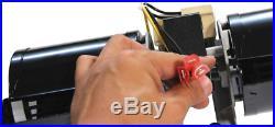 Mr. KAN GFK-160 GFK-160A Fireplace Stove Blower Fan Kit for Heat N Glo, Quadra