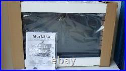 Muskoka 26 in Electric LED Firebox Fireplace Insert 27-800-001