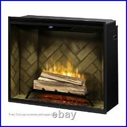 NEW&SEALED Dimplex RBF36P 36 Revuillision PORTRAIT Electric Fireplace Remote