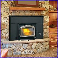 Napoleon 1101 Wood Burning Fireplace Insert Door & Flashing Inc. 55,000 Btu