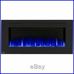 Napoleon Allure 50-Inch 5000 BTU Wall Hanging Electric Fireplace (Open Box)