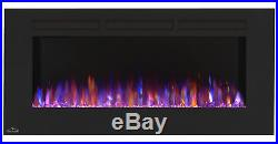 Napoleon Allure Wall Mounted Electric Fireplace