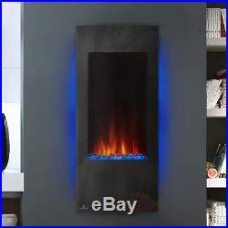 Napoleon Azure Wall Mounted Electric Fireplace