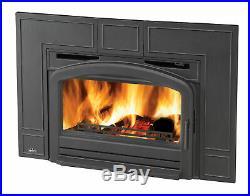 Napoleon EPI3T Oakdale EPI3T Wood Fireplace Insert Cast Iron Black CLOSE OUT