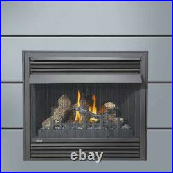 Napoleon GVF36 Ventless Fireplace NG GVF36-2N 30000 BTUs Safety Shut-Off