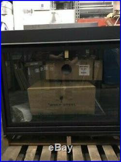 Napoleon High Definition HD46NT Direct Vent Gas Fireplace. NG. EXTRA'S INCLUDED
