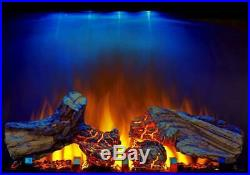 Napoleon NEFB29H-3A Cinema Series Built-In Electric Fireplace, 29 Inch