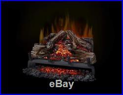 Napoleon NEFI24H Woodland Electric Fireplace Log Set, 24 Inch