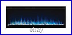 Napoleon NEFL42CHD Alluravision 42 Deep Wall Hangin/Built in Electric Fireplace