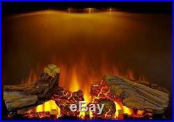 Napoleon NEFP27-0815W Cinema Series Electric Fireplace with Adele Mantel